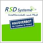 RSD-Systeme Insektenschutz nach Maß