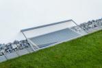 Regenschutz für Kellerschächte